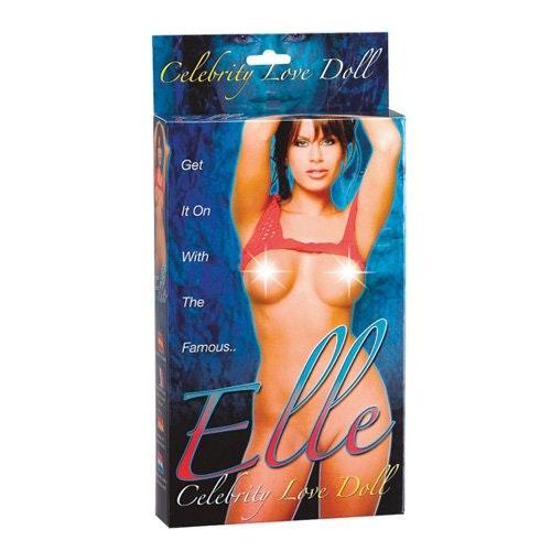 Elle Celebrity Sex Doll