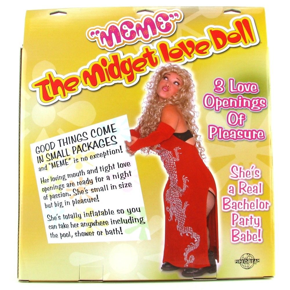 Meme The Midget Sex Doll