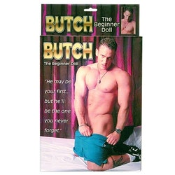 Butch The Beginner Love Doll