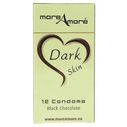 More Amore Dark Skin Condoms 12 Pack
