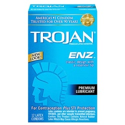 Trojan-enz Lubricated