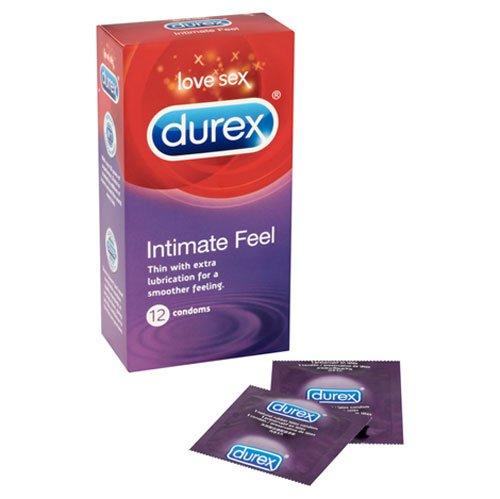 Durex Intimate Feel 12 Condoms
