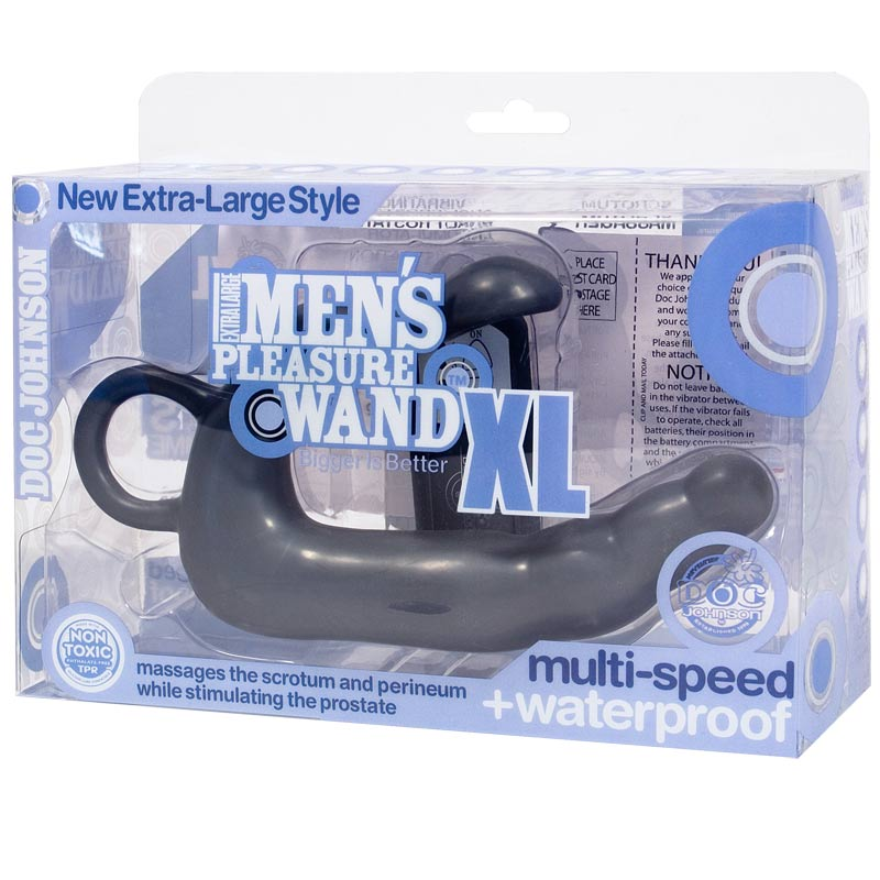 Mens Pleasure Wand XL Prostate Massager
