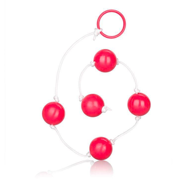 Large Pleasure Anal Beads