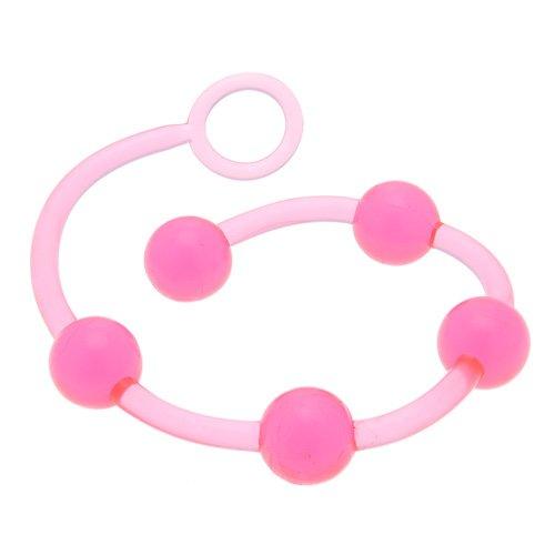 Jumbo Thai Beads Pink