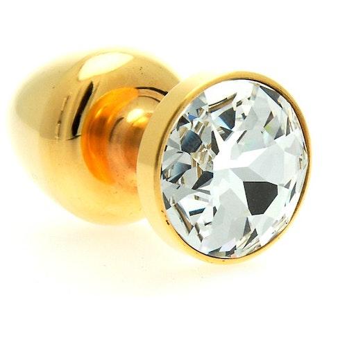 24C Gold Butt Plug