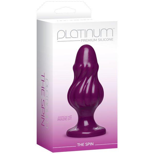 Platinum Premium Silicone Anal Plug