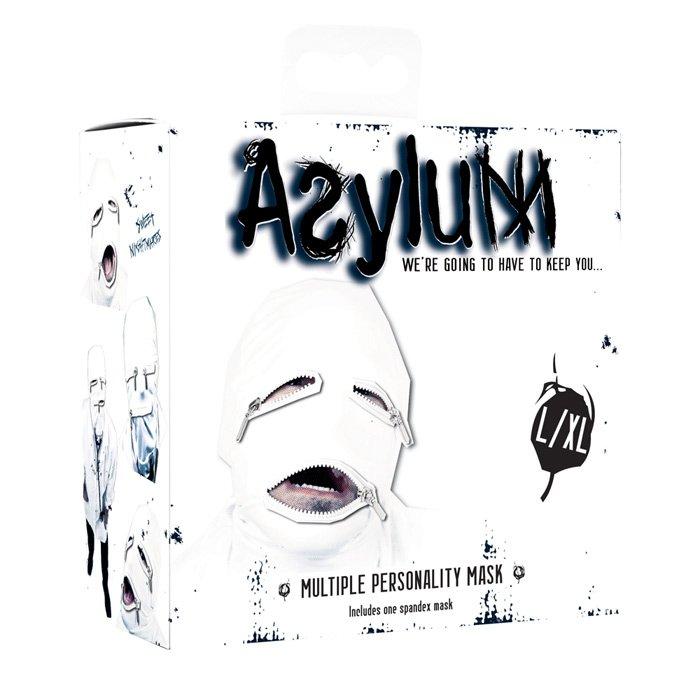 Asylum Multiple Personality Mask