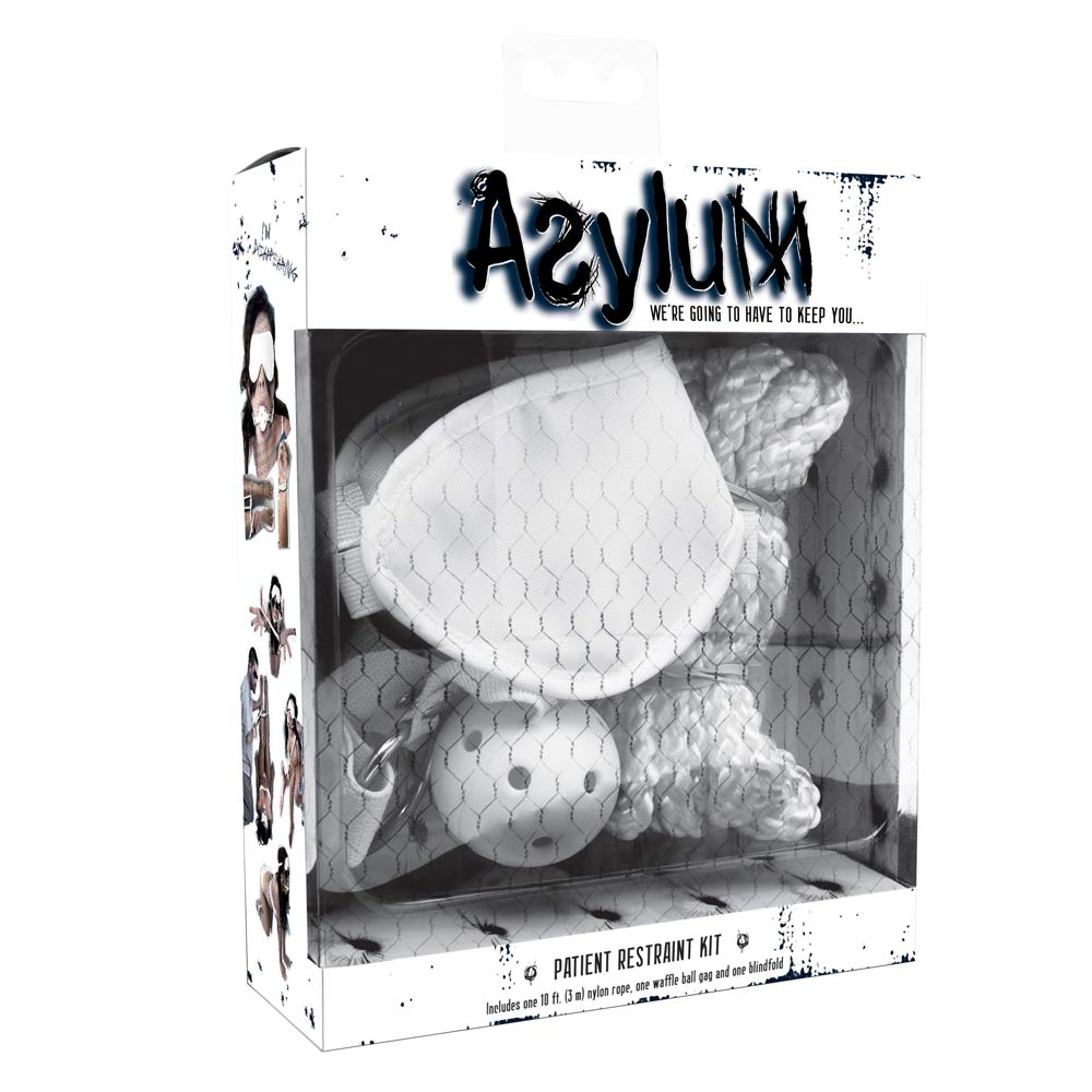 Asylum Patient Restraint Kit
