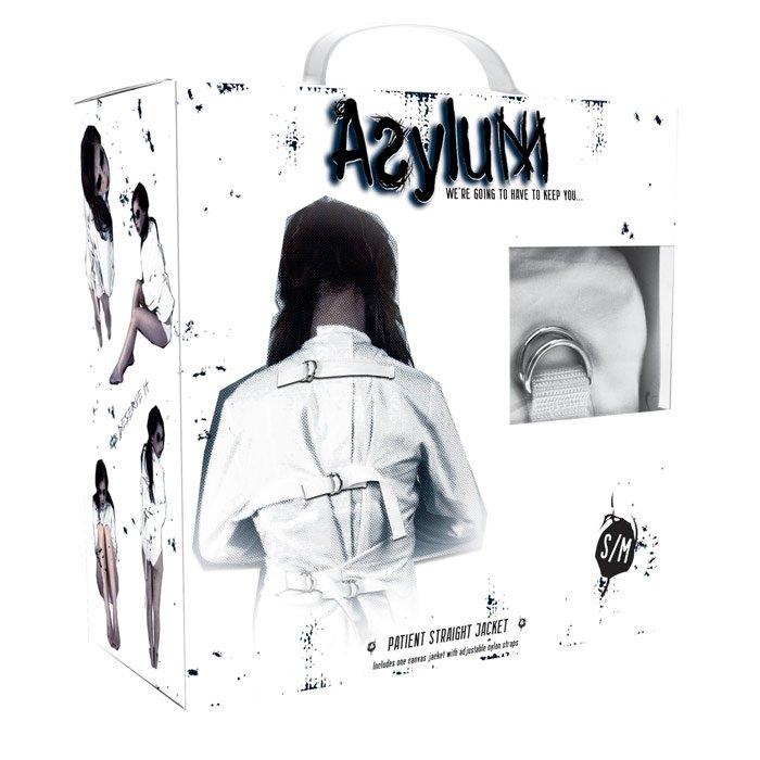 Asylum Patient Straight Jacket Small Medium