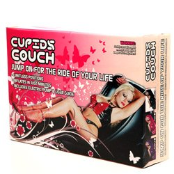 Cupids Couch Black
