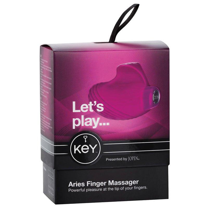 Aries Finger Massager