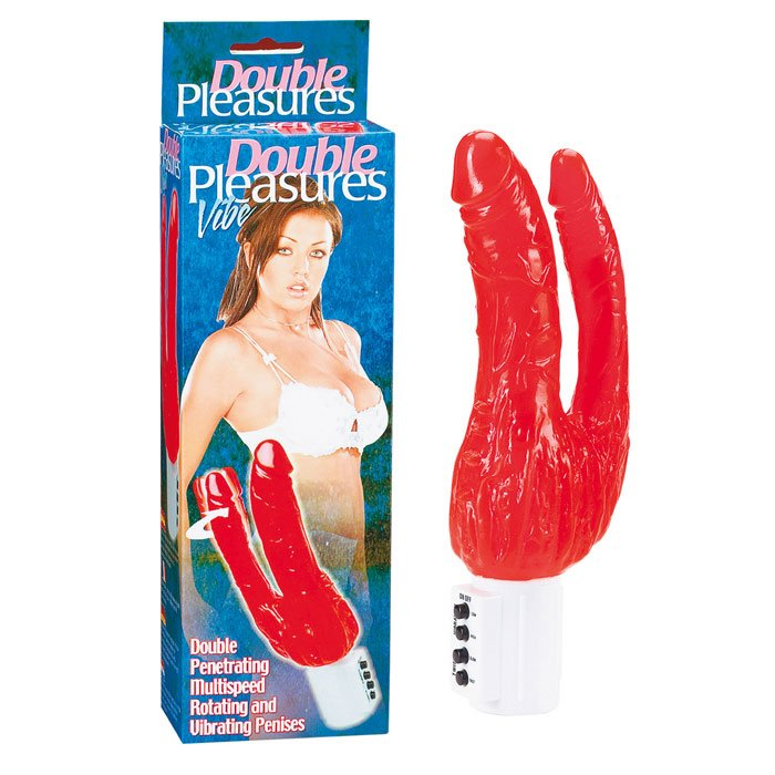 Double Pleasures Vibrator