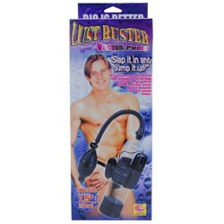 Lust Buster Vibrating Vacuum Pump