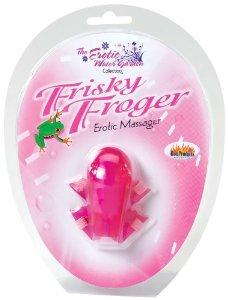 Frisky Froger Butterfly Massager