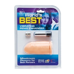 World's Best Vibrating Penis Enhancer Natural