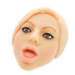 Bree Olsons Deep Throat Stroker