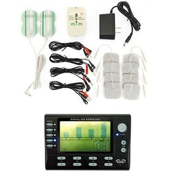 Rimba Electro Power Box  LCD Display