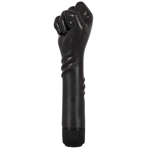 Vibrating Fist Dildo