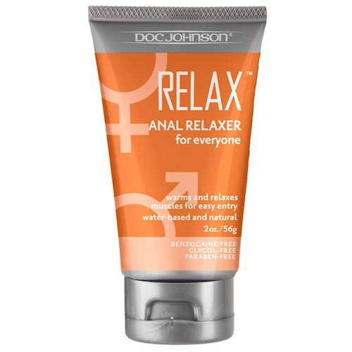 Anal Relaxer For Everyone