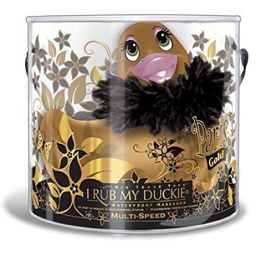 I Rub My Duckie Paris Travel Size Gold