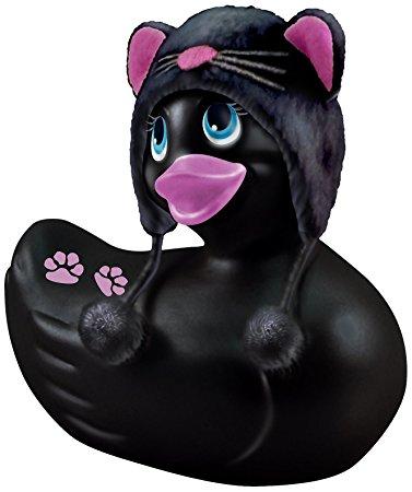 I Rub My Duckie Travel Size Hoodie Kitty