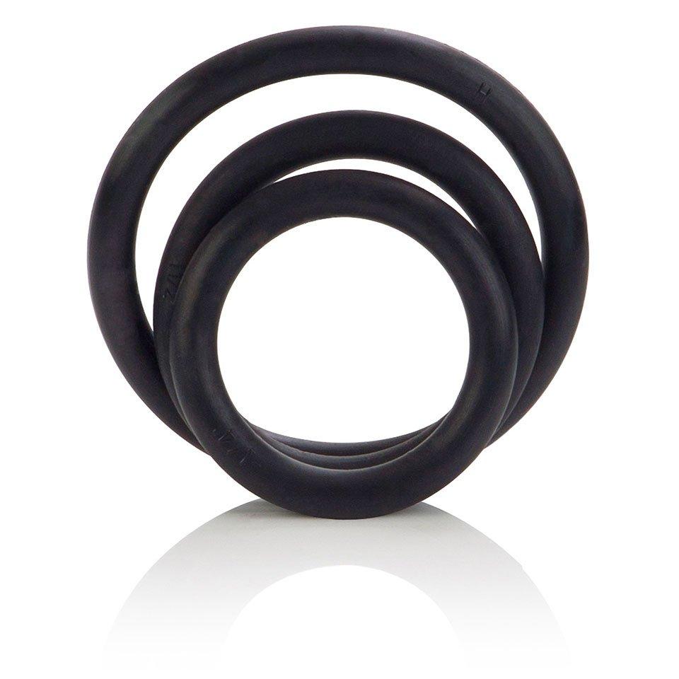 Rubber Penis Ring Set