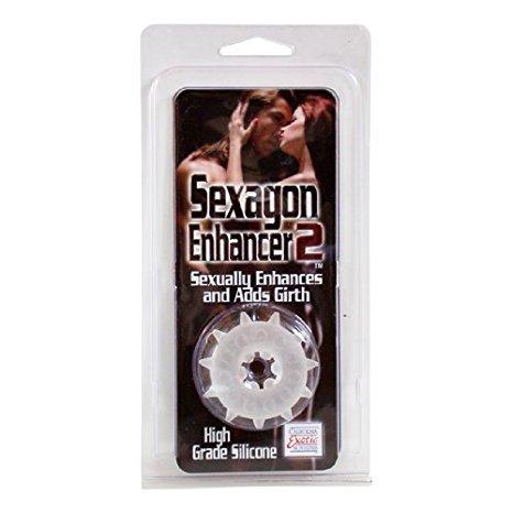 Sexagon Enhancer 2 Cock Ring