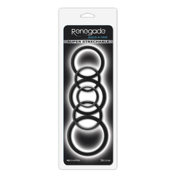 Renegade Build A Cage Ring Set