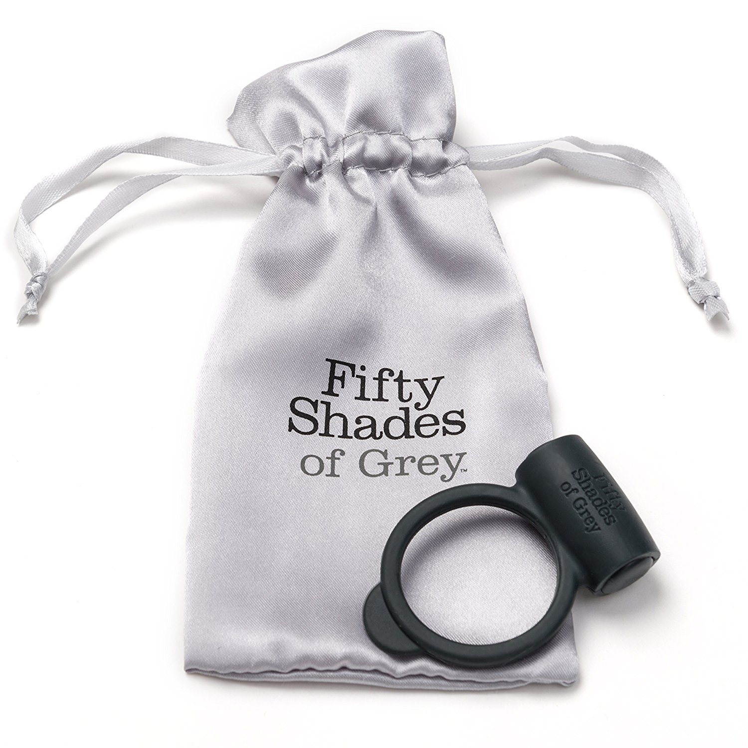 Fifty Shades Of Grey Yours Mine Vibrating Love Ring