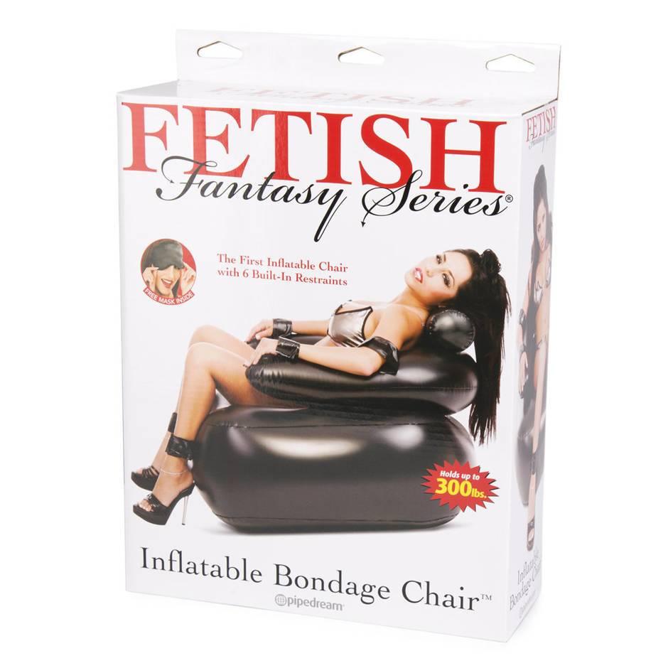 Inflatable Bondage Chair