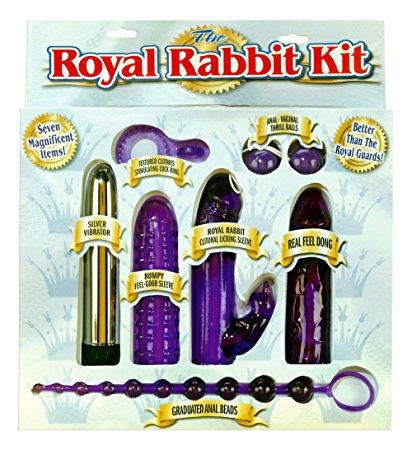 Royal Rabbit Sex Kit