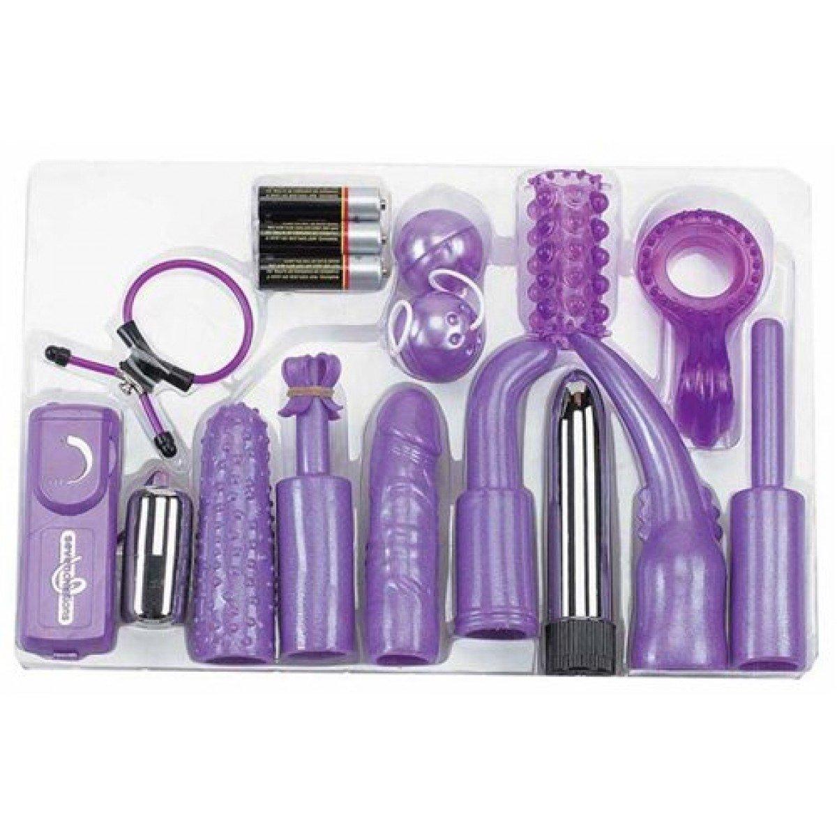 Dirty Dozen Sex Toys Kit