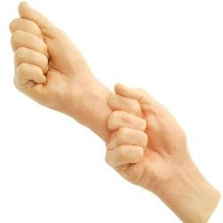 Duo Fist Dildo Hand