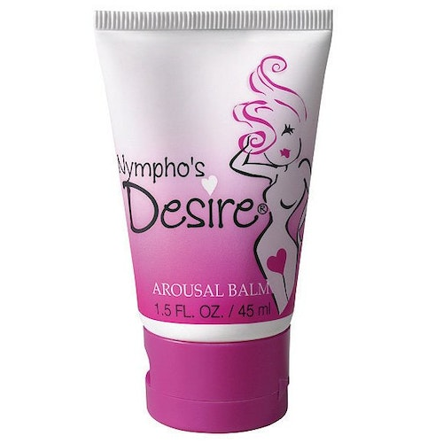 Nymphos Desire Arousal Balm