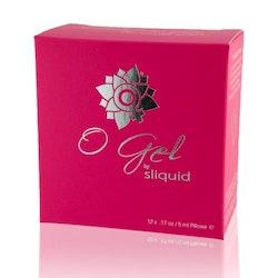 Sliquid O Gel Lube Pillow Pack