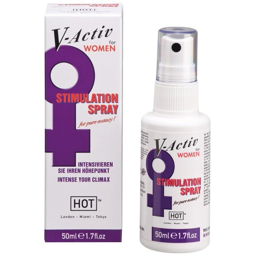 V-Activ Stimulation Spray For Women