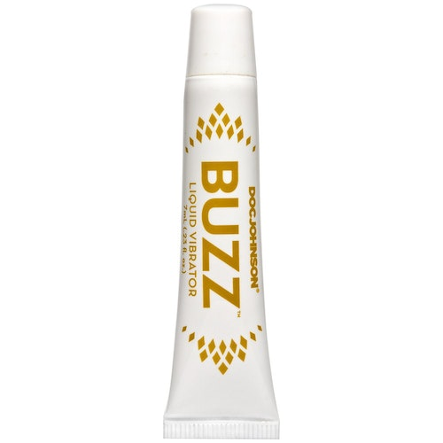 Buzz Vibrator Intimate Arousal Gel