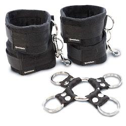 Hog Tie and Cuff Set