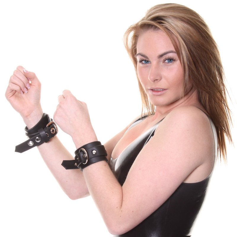 House Of Eros Hard Wrist Cuffs