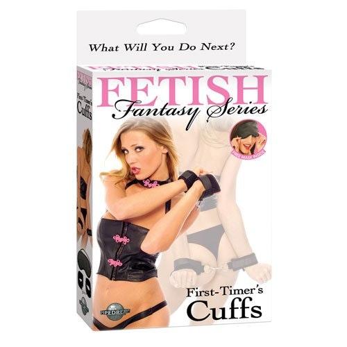 First Timers Cuffs