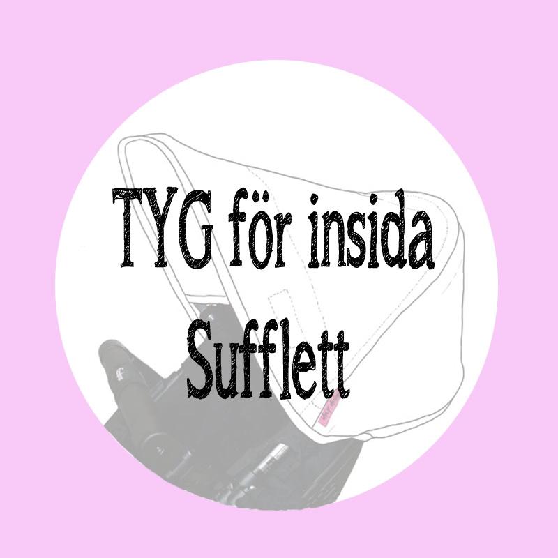 Tyg för insida Sufflett - ida.p design