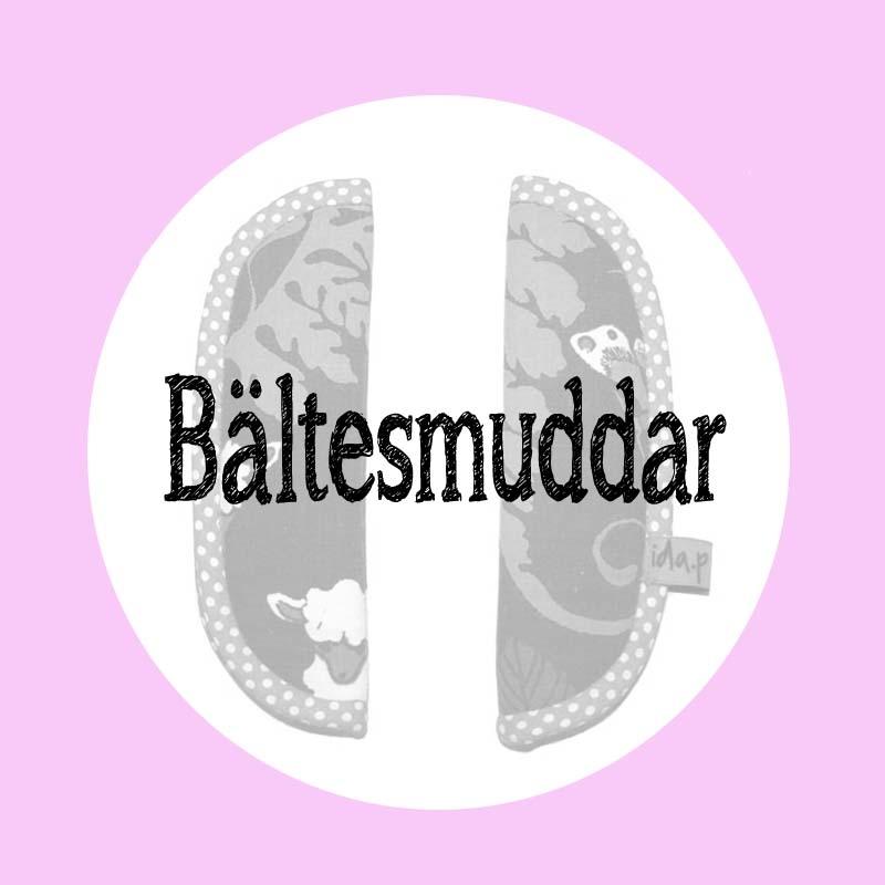 Bältesmuddar - ida.p design