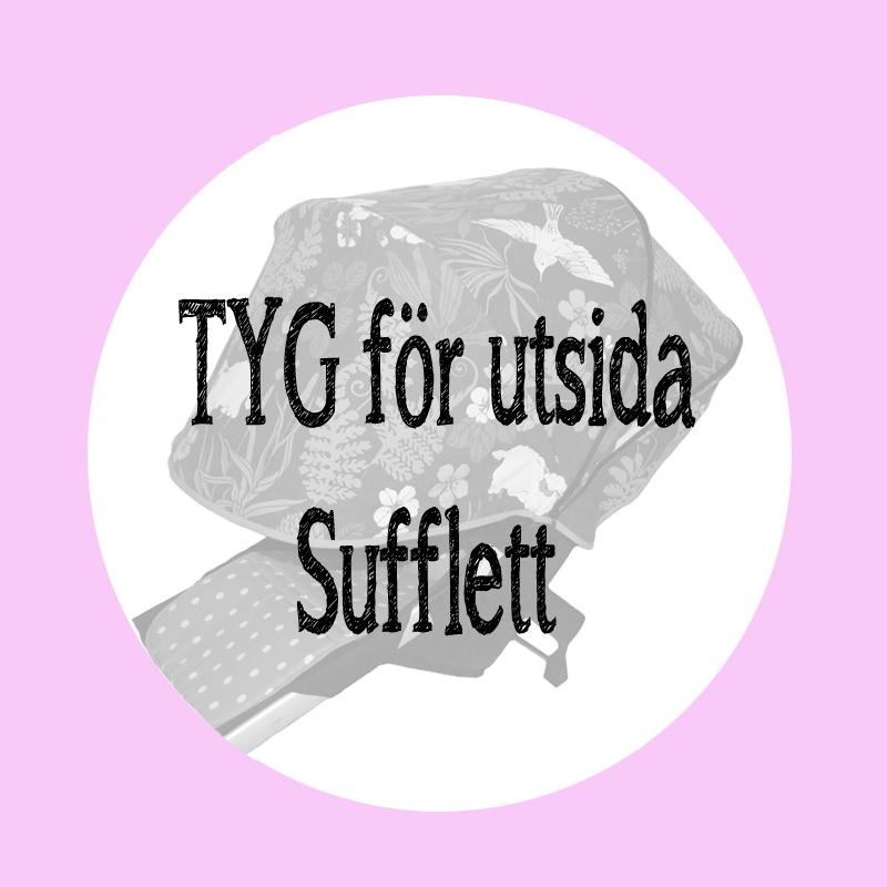 Tyg för utsida Sufflett - ida.p design