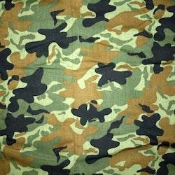Tyg Camouflage Grönt Solskydd barnvagn
