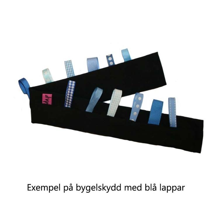 Måttbeställda Bygelskydd för bygel med grenband EKO Välj färg