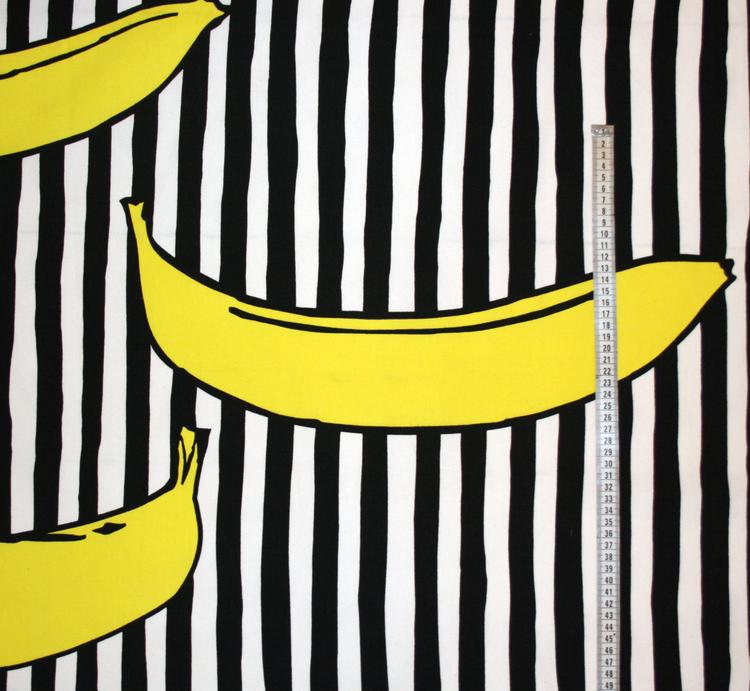 Tyg Bananer Bältesmuddar