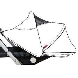 Bugaboo Fox 2 Utdragbar Solsufflett med nätfönster och lucka