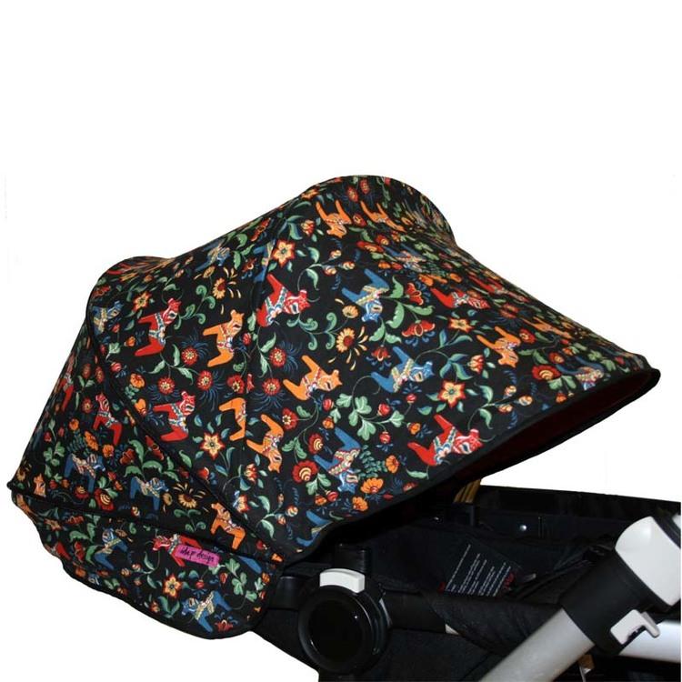 Tyg Leksand Mini Solskydd barnvagn