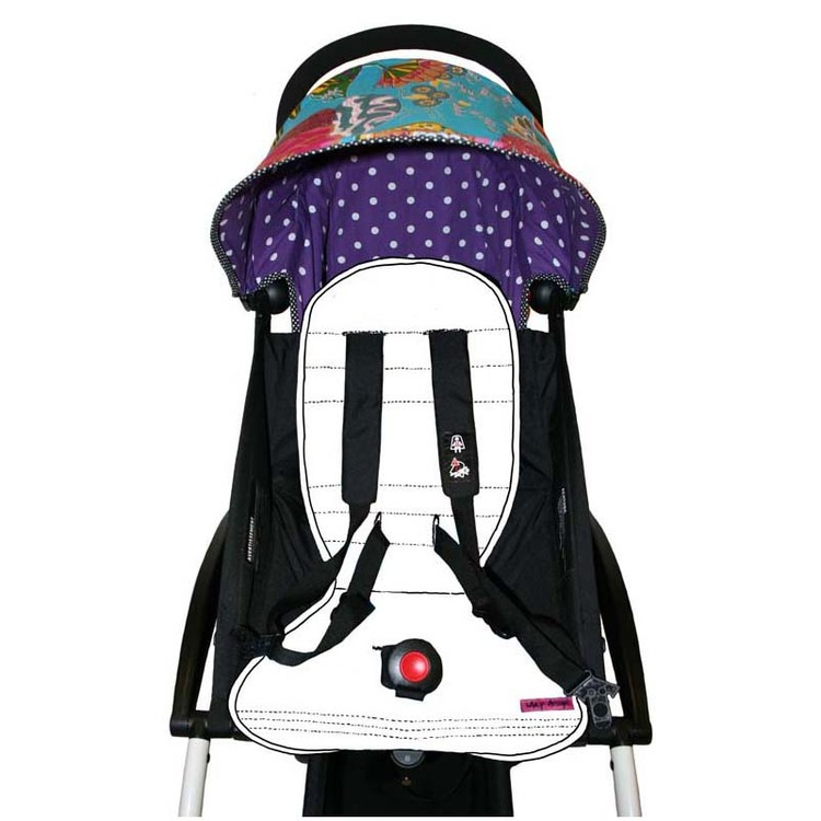 Barnvagnsdyna sittdyna till Babyzen Yoyo
